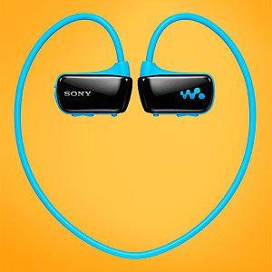 Creo que me olvidare de los audifonos que queria mejor estos pal workout! Nada de enredos con cables. The Sony W Series Sports Walkman headphones.