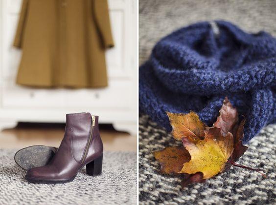 Fashion Posting Wiener Wohnsinn, Autumn Look