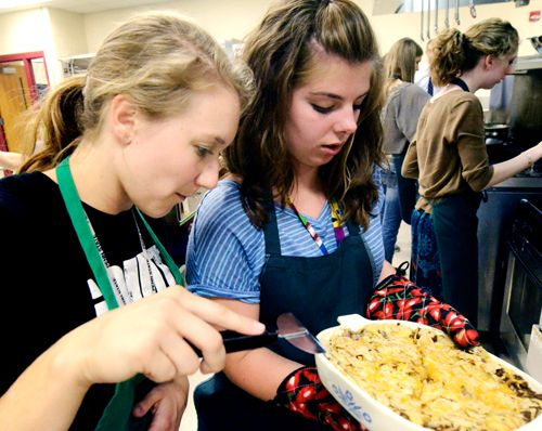 Central York High's top chefs compete http://ow.ly/b7rwB Story & video next week