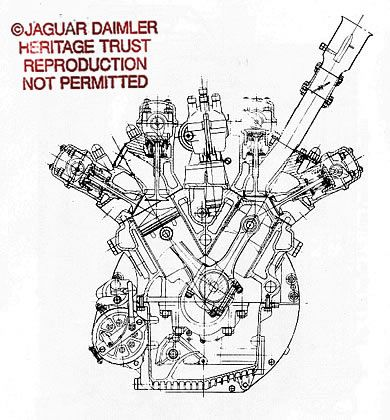 Jaguar Engine Diagrams Com Acirc Reg Jaguar Xkr Engine Appearance