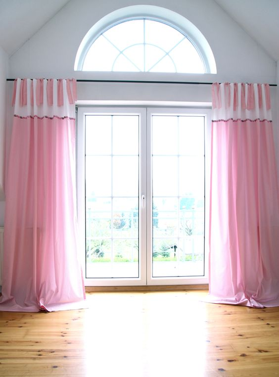 kinderzimmer gardinen kinderzimmer rosa gr n gardinen. Black Bedroom Furniture Sets. Home Design Ideas