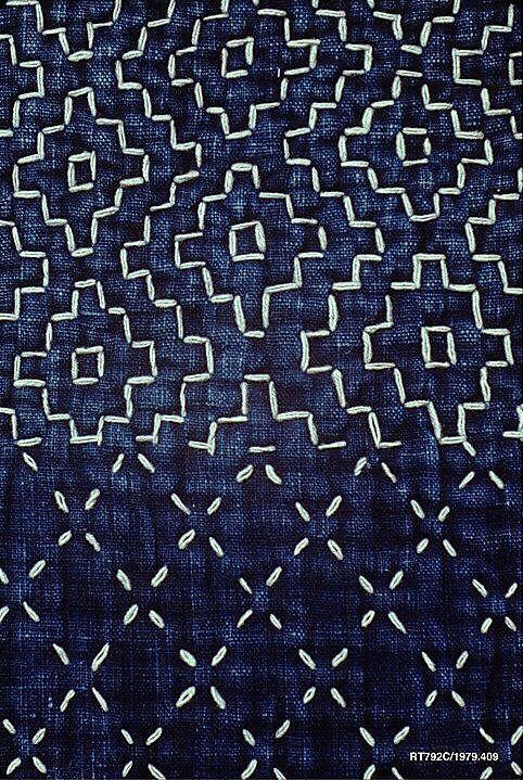 stitchings pattern: