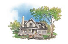 The Gibson House Plan