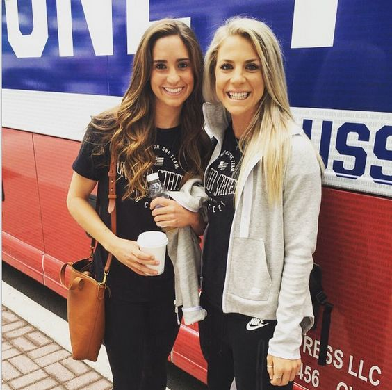 Morgan Brian And Alex Morgan