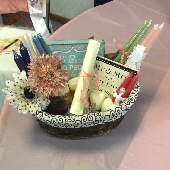 Bridal Shower Gift With Poem Bridal Shower Gifts Shower Gift Table Decorations