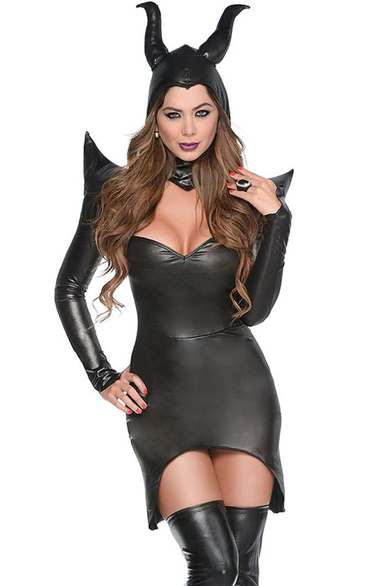 $21.08 Buy Cheap Dark Sorceress Costume at Online Shop http://en.modebuy.com @modebuyshop #modebuyshop @modebuy #modebuy #Black  #cute #art #me #dress #so #out #friends