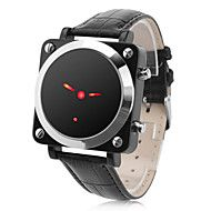 Unisex Red LED Pointer Style Black PU Band Digital Wrist Watch. Get incredible discounts up to 80% Off at Light in the box using Coupon Codes.