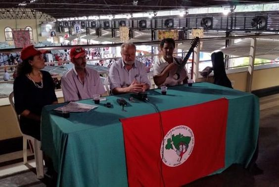 O líder nacional do Movimento dos Trabalhadores Rurais Sem Terra (MST), João Pedro Stédile, disse, em Belo Horizonte, que o MST…