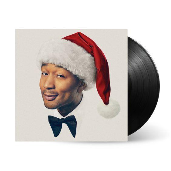 John Legend A Legendary Christmas Album Christmas Vinyl Vinyl Merry Little Christmas