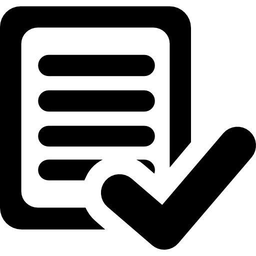 Verified Text Paper Free Vector Icons Designed By Freepik Free Icons Free Symbols Photoshop Icons