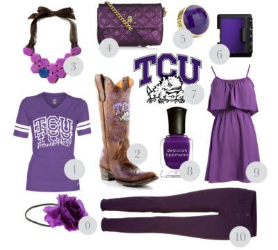 TCU game day