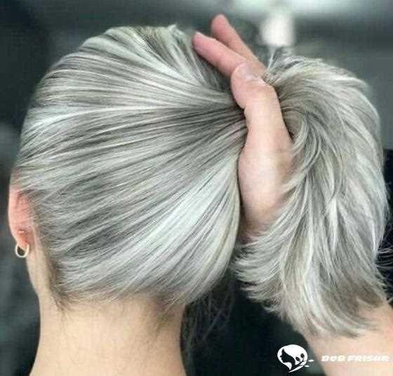 Frisuren 2020 Mittellang Grau / Haarschnitte 2021 Diese ...