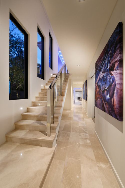 Majestic And Pleasant Surprisingly Or Moderately Contemporary You Ll Find The Best Pieces To Finish Y Marble Flooring Design House Design Modern House Design