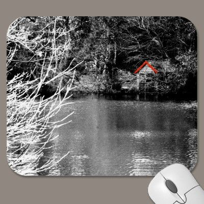 Water shed mouse-mats by ccrcats.