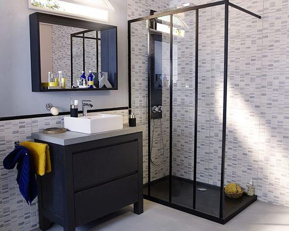 la salle de bain scandinave en 40 photos inspirantes | trough sink ... - Image De Salle De Bain Moderne