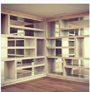 beautiful bookshelves by James Duncan