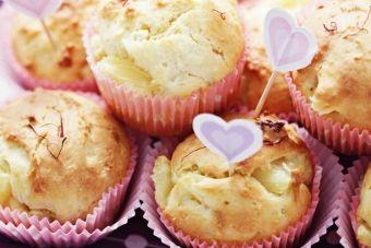 Noix de coco et ananas...un muffin à découvrir