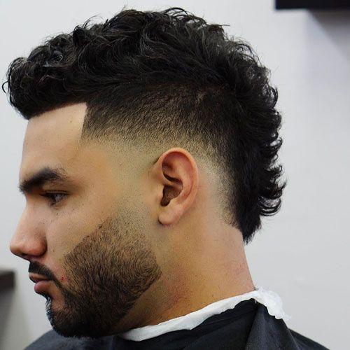 21 Best Mohawk Fade Haircuts 2020 Guide Mohawk Hairstyles Men Mohawk Hairstyles Fade Haircut