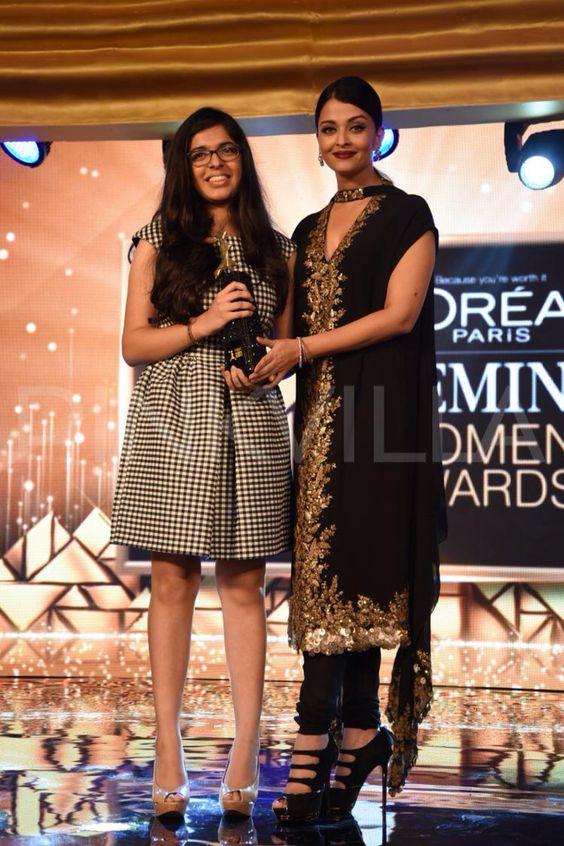 Aishwarya Rai Bachchan at Femina Women Awards 2015.