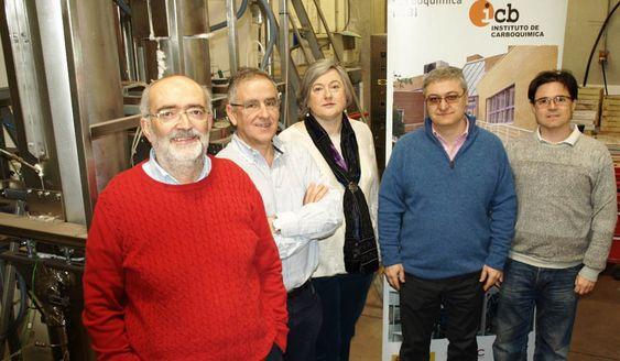 Cinco investigadores del Instituto de Carboquímica del CSIC Aragón, entre los más relevantes a nivel mundial - Actualidad RETEMA