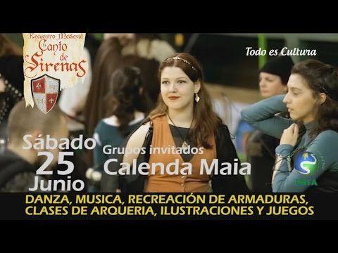 """Encuentro Medieval """"Canto de Sirenas"""""""