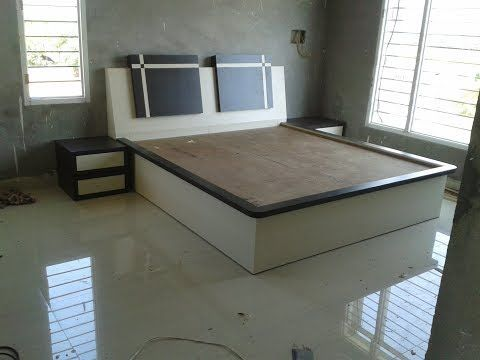 Youtube Simple Furniture Design Bed Furniture Design Double