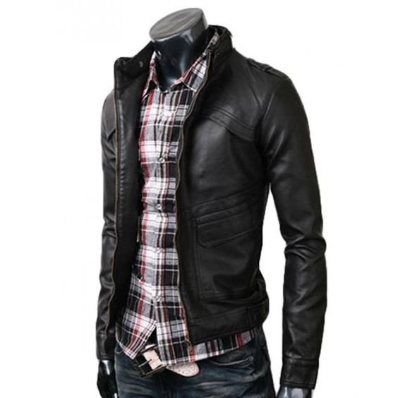 Custom Made Leather Jackets - Pl Jackets