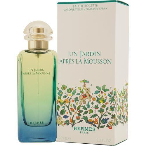 Un Jardin Apres La Mousson By Hermes Edt Spray 3.3 Oz