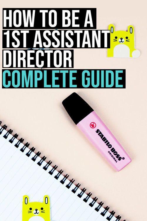 3a6fa4eec43f7d82ccb560f38c807986 - How To Get A Job As A Film Director