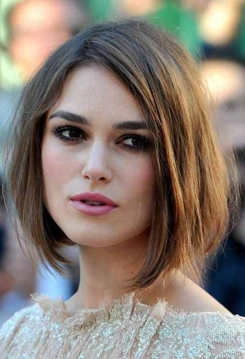 30 Latest Short Haircuts For Oval Faces Latest Hairstyles 2020 New Hair Trends Top Hairstyles Bob Haircut For Fine Hair Haircuts For Fine Hair Medium Hair Styles