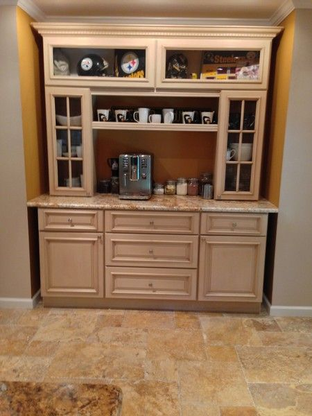 Pantry Maple Kitchen Cabinets And Tuscany On Pinterest