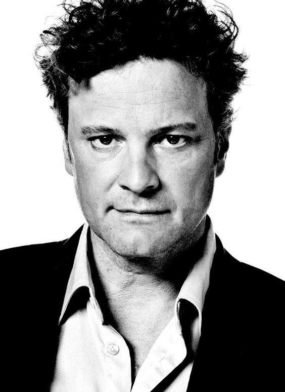 Colin Firth... Any age...