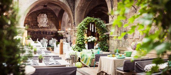 Grüne Deko-Ideen für Balkon und Terrasse #garten #deko #terrasse