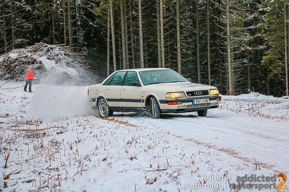 Wie ihr vielleicht schon mitbekommen habt, fahren wir mit einem alten Audi V8 Quattro zur Rallye Schweden. Warum wir gerade dieses alte Schiff ausgewählt haben, erfahrt ihr unten. Vielen Dank ... weiterlesen