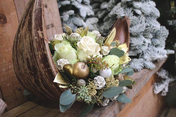 Eigen creatie Floralux Dadizele - www.floralux.be | Bloemschikken ...