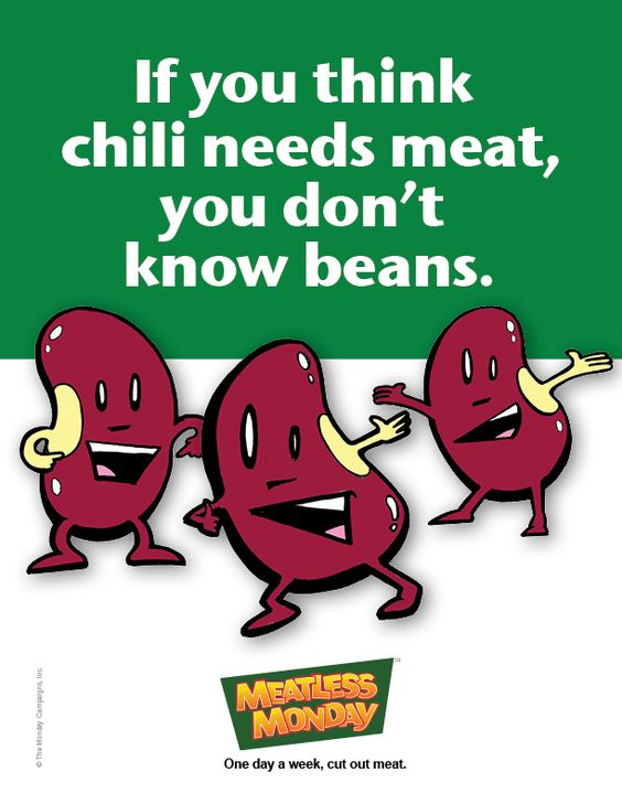 """meatless monday research speech Many people are choosing to embrace """"meatless mondays,"""" although you can choose any day that works best for you and if the idea of going a whole day without meat is too daunting, another option is to prepare one meatless meal per day, which will actually net less meat over the course of the week."""