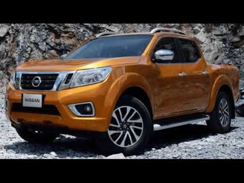 2020 Nissan Navara Powerful And Very Strong Truck All Specs And Redesign Nissan Navara Nissan New Nissan
