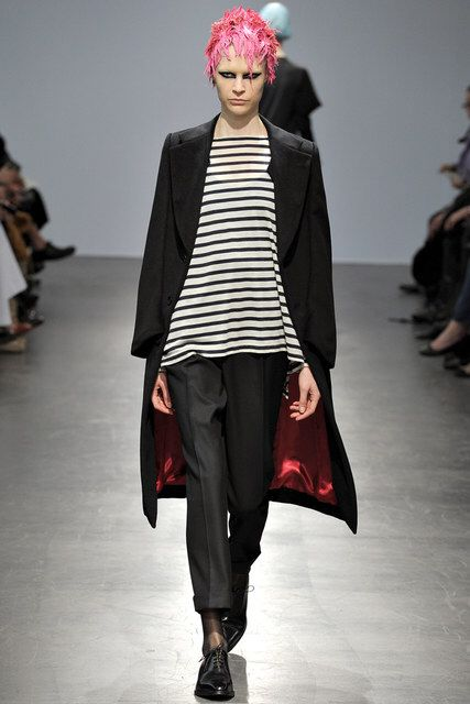 Junya Watanabe | Fall 2012 Ready-to-Wear Collection | Vogue Runway