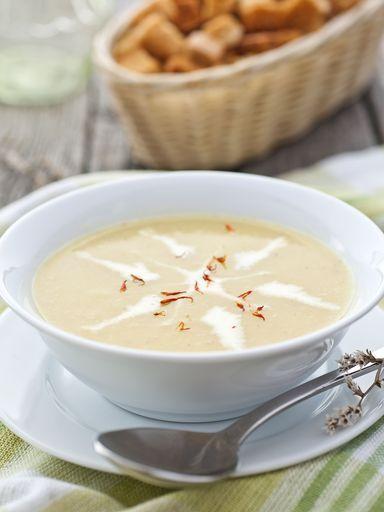 Recette Soupe fenouil et pomme de terre