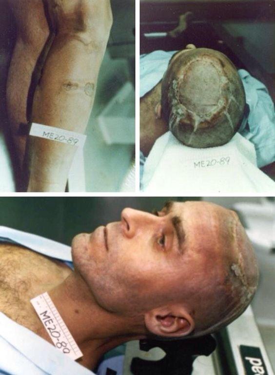 ted bundy after execution true crime pinterest death