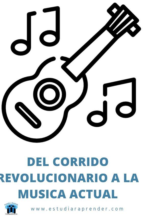 del corrido revolucionario a la musica actual