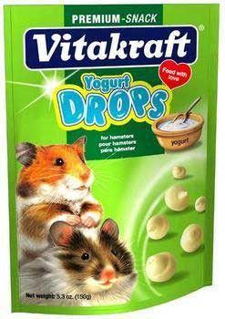 Hamster Drops 5.3oz Pouch Yogurt