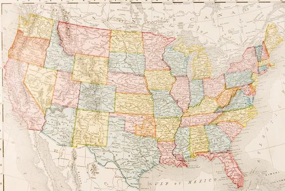 How All 50 States Got Their Names | Mental Floss