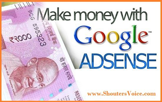 How To Receive Money From Adsense