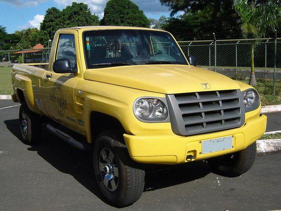 Lançada em 2006, a Troller Pantanal foi o maior fracasso de vendas da história. Em dois anos vendeu 77 unidades.