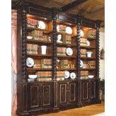 Habersham Highlands 10-Foot Bookcase HB-27-8330
