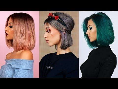 Amazing Trending Hairstyles Hair Transformation Hairstyle Ideas For Girls 53 Youtube In 2020 Cool Hair Color Cool Hairstyles Hair Transformation