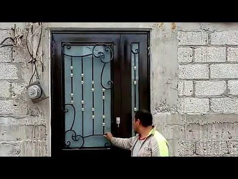 Puerta De Lujo Para Entrada Principal Luxury Door For Main Entrance Youtube Entradas Principales Puertas De Metal Entrada