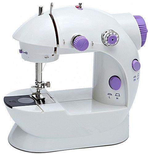 Mini Sewing Machine White Sewing Machine Sewing Machine