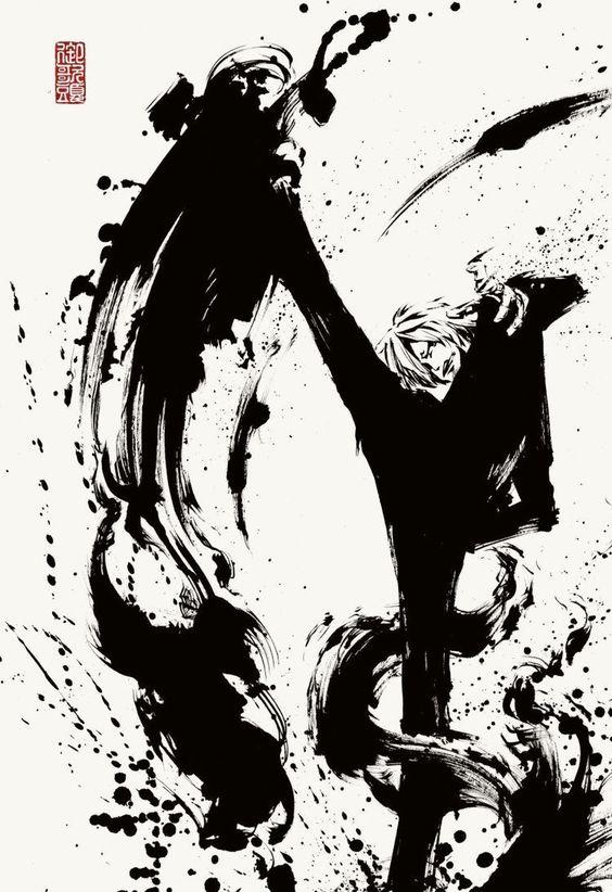ディアブルジャンブのサンジの画像